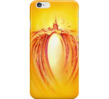"""""""The Gate"""" from series """"Angel's Town"""" iPhone Case/Skin"""