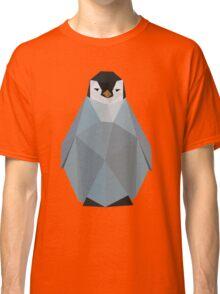 Cute Polygon Baby Penguin Classic T-Shirt