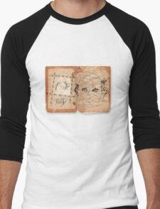 Unity Notebook. Men's Baseball ¾ T-Shirt