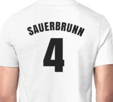 Becky Sauerbrunn - 4 Unisex T-Shirt