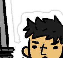 Lil Guts Sticker