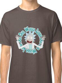 rick Wubba Classic T-Shirt