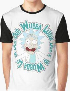 rick Wubba Graphic T-Shirt