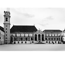 University of Coimbra  Photographic Print