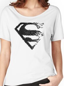 Superman's Nightmare Women's Relaxed Fit T-Shirt