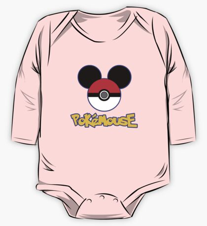 PokeMouse One Piece - Long Sleeve