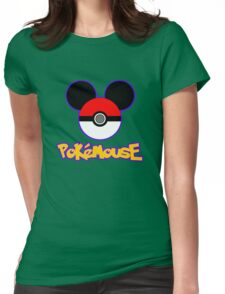 PokeMouse Womens Fitted T-Shirt
