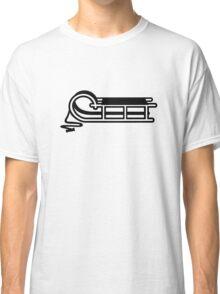 Sleigh sled Classic T-Shirt