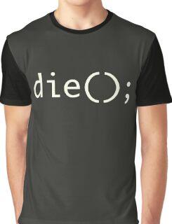 Nihilist PHP Shirt Graphic T-Shirt