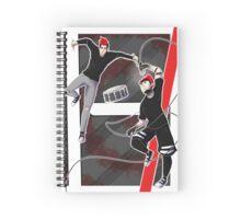 Twenty One Pilots Blurryface Era Spiral Notebook