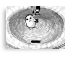Adipose in the Sink Canvas Print