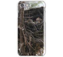 adorable fixer upper, secluded location iPhone Case/Skin
