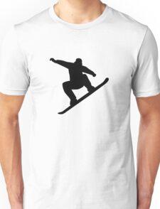 Snowboarding freestyle Unisex T-Shirt