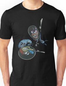 Ren & Stimpy in Space Unisex T-Shirt