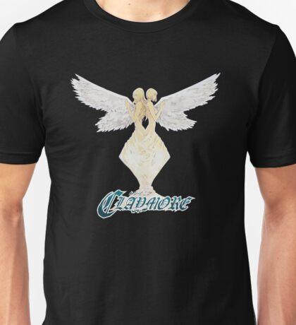 Twins Goddess Claymore Unisex T-Shirt