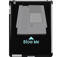 Nintendo: Blow Me iPad Case/Skin