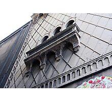 Street facade Photographic Print
