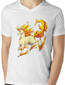 The Last Rapidash Mens V-Neck T-Shirt