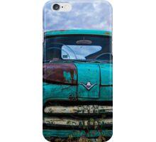 Old Ford V8 Truck iPhone Case/Skin