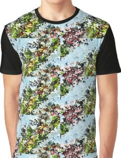 Light Colors Outside Graphic T-Shirt