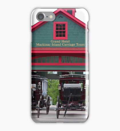 Grand Carriages I iPhone Case/Skin