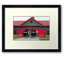 Grand Carriages I Framed Print