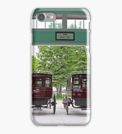 Grand Carriages II iPhone Case/Skin
