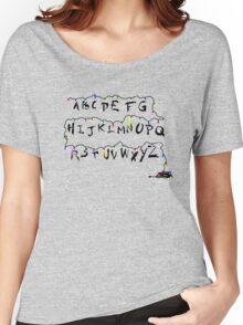 Stranger Things - RUN Women's Relaxed Fit T-Shirt