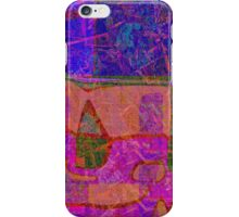 1381 Abstract Thought iPhone Case/Skin