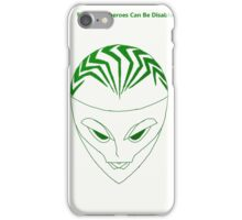 Even Superheroes Can Be Disabled iPhone Case/Skin