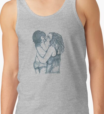 The Bond Of Mother And Daughter Tank Top