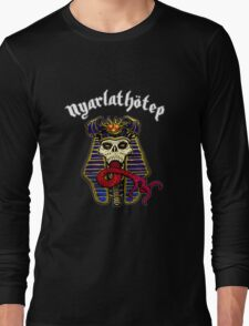 Nyarlathotep Long Sleeve T-Shirt