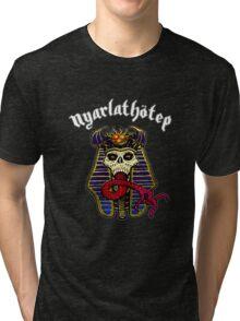 Nyarlathotep Tri-blend T-Shirt