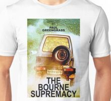 THE BOURNE SUPREMACY 2 Unisex T-Shirt