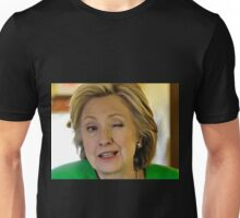 hilary clinton Unisex T-Shirt