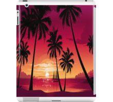 Retro Sunset iPad Case/Skin