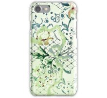 Floral Decorative  iPhone Case/Skin