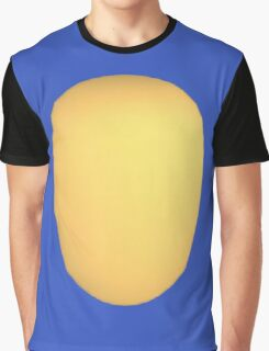 Sonic the Hedgehog Costume Shirt Graphic T-Shirt