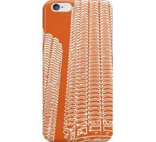 Marina Towers Pop Art iPhone Case/Skin