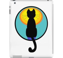 Sunrise Sunset Cat iPad Case/Skin