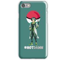 Professor Willow - Pokemon Go iPhone Case/Skin