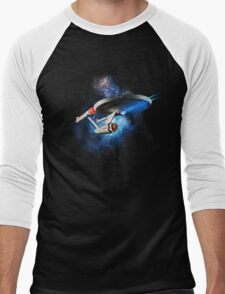 Enterprise Men's Baseball ¾ T-Shirt