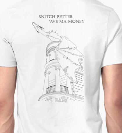 Dragon  Money Unisex T-Shirt