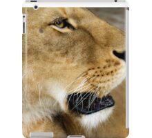 723 lioness iPad Case/Skin