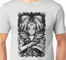 Princess of Ravens (Transparent) Unisex T-Shirt