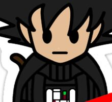 Goku DrangonBallz Starwars Sticker