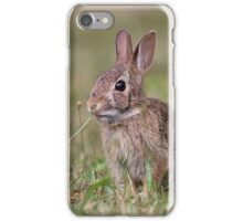 Some bunny cuteness iPhone Case/Skin