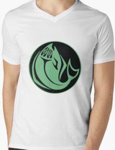 halibut Mens V-Neck T-Shirt