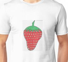 A Strawberry Unisex T-Shirt