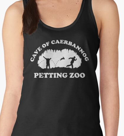 Cave of Caerbannog Petting Zoo Women's Tank Top